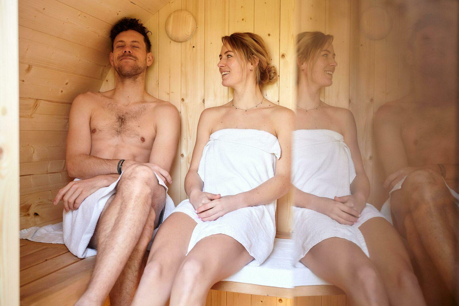 Sand-Lodge Sauna | 4 Pers.