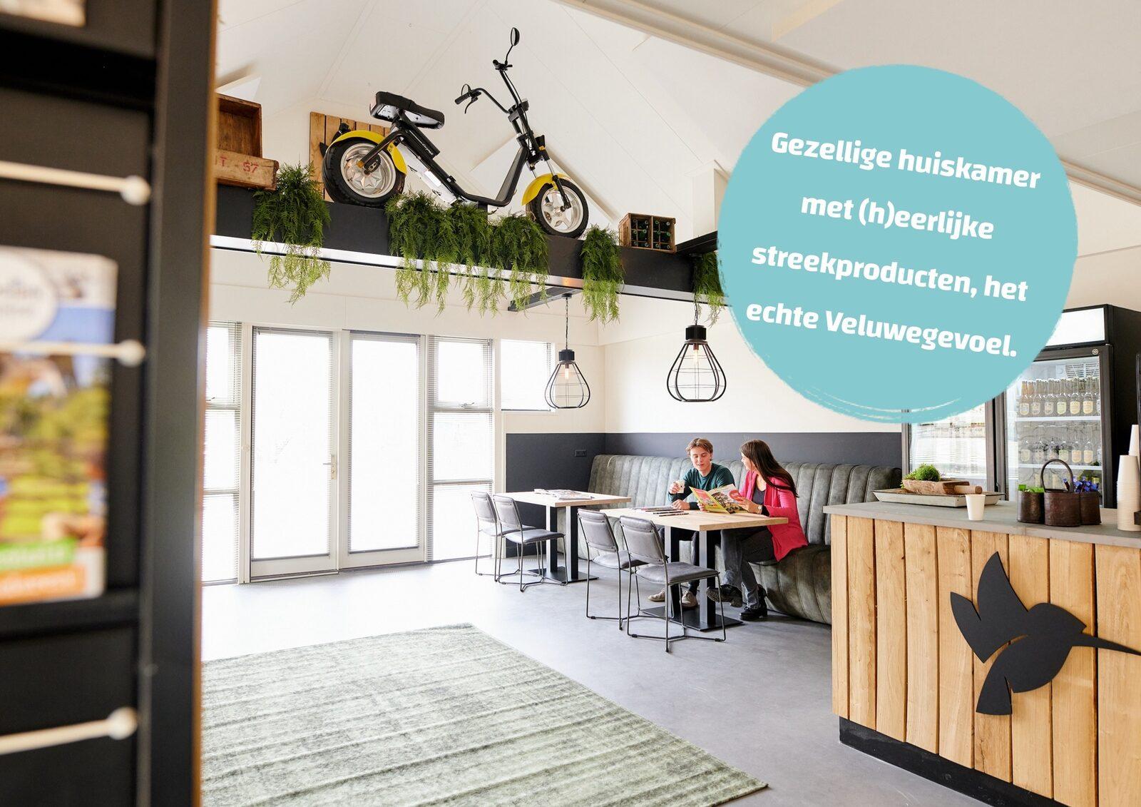 Villa Vogelveld – Rollstuhlgerecht | 4 Pers.