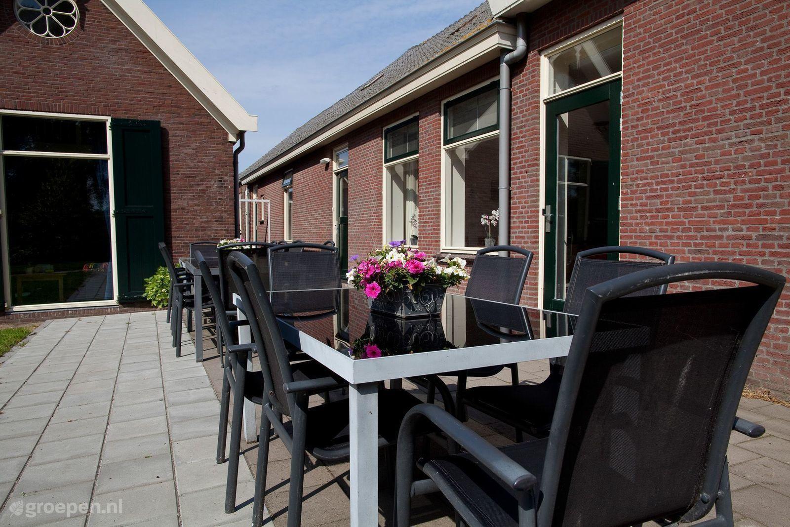 Groepsaccommodatie Koudekerk aan den Rijn