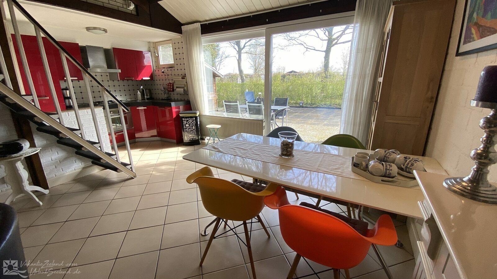 VZ992 Holiday home in Ellemeet