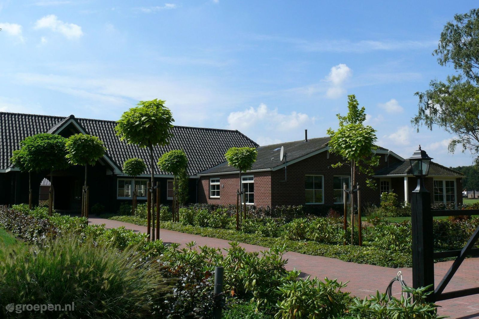 Group accommodation Liessel