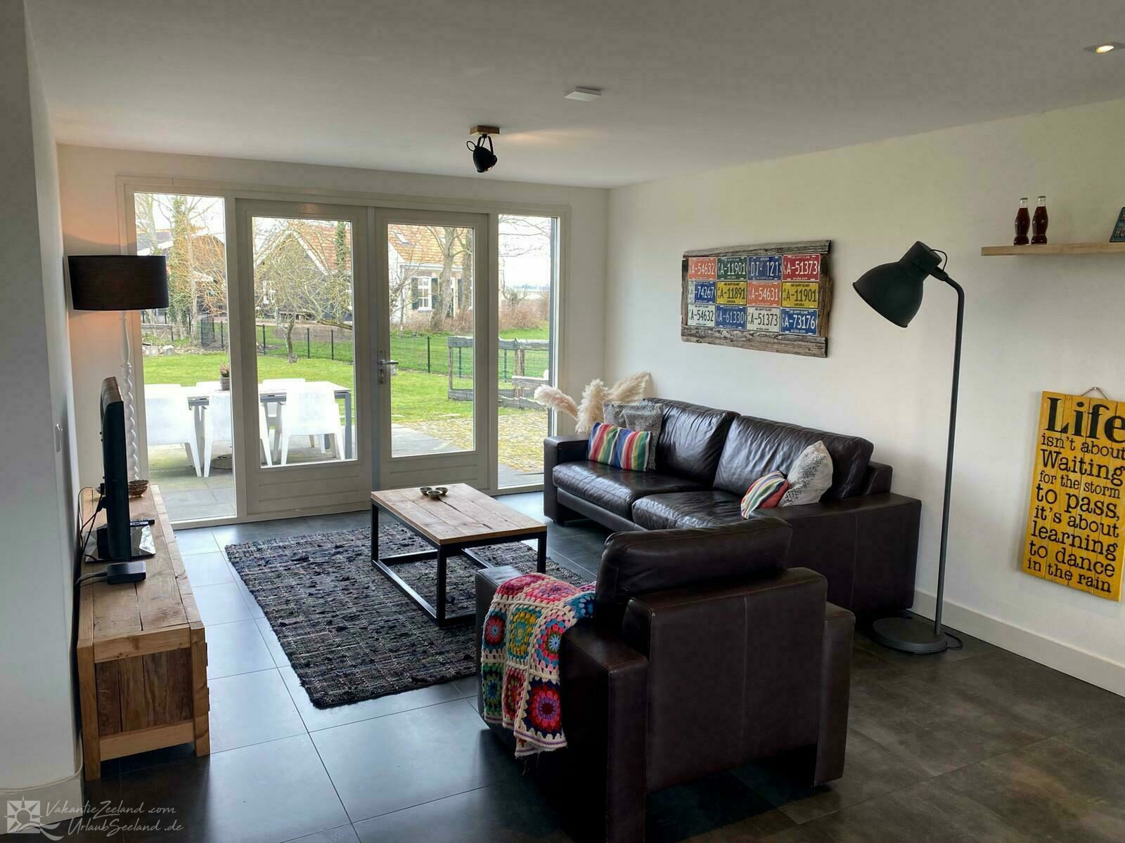 VZ993 Holiday apartment in Zonnemaire