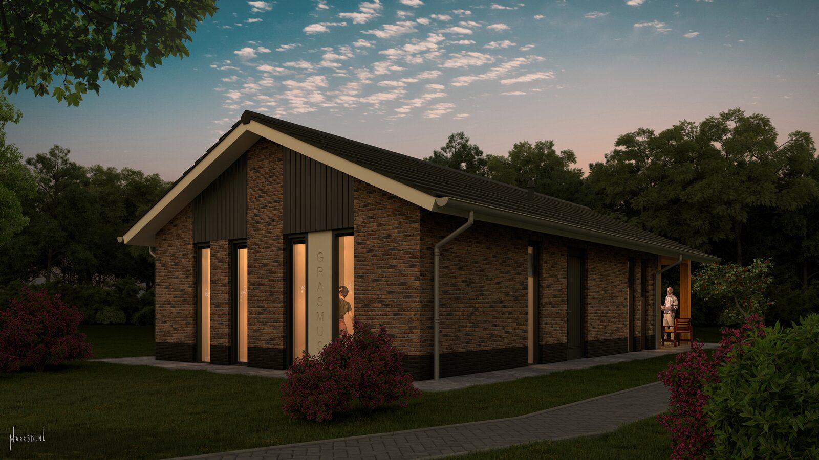 Villa Vogelveld Luxe Sauna | 4 Pers.