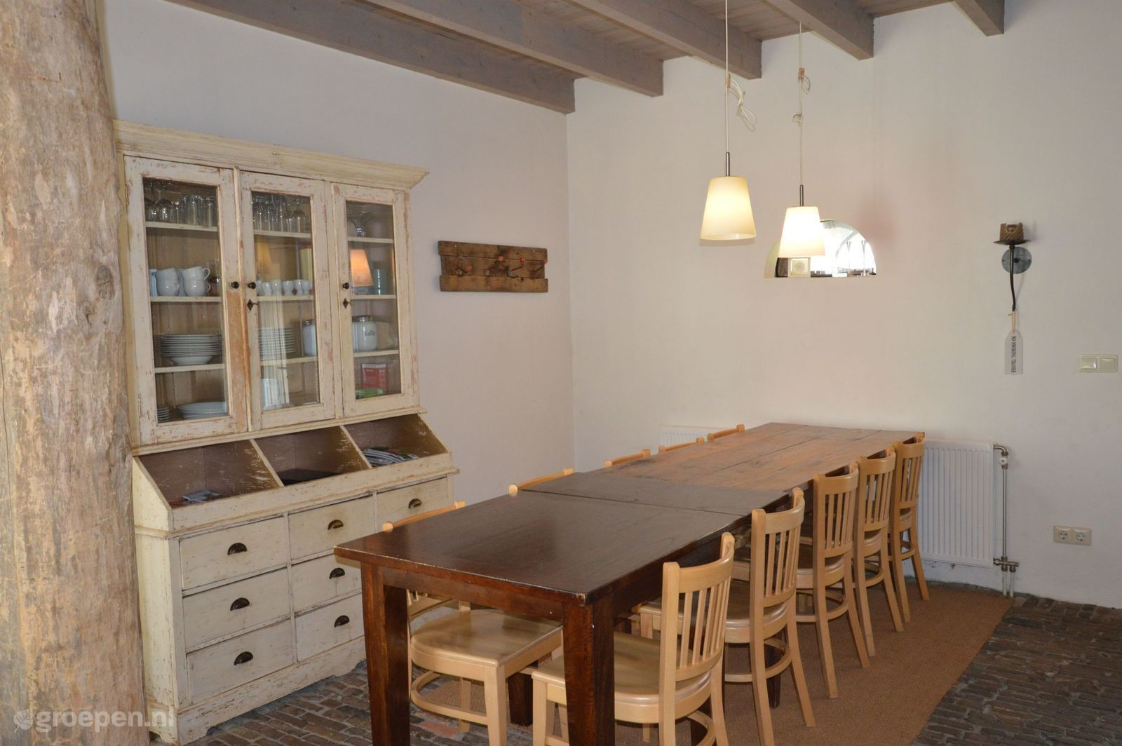 Holiday Farmhouse Maasbommel