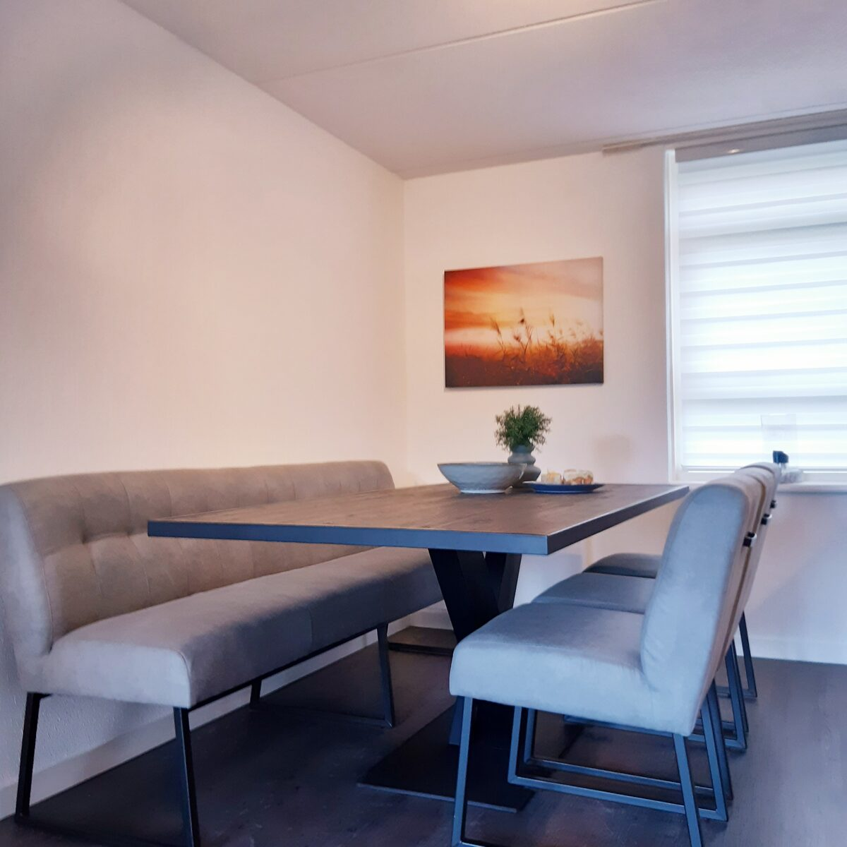Restyled 6. pers mit Infrarotcabine