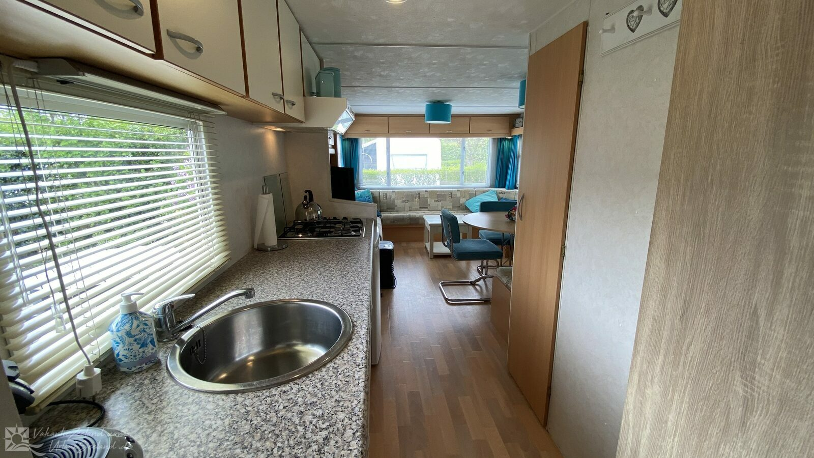 VZ996 Mobile home in Burgh Haamstede
