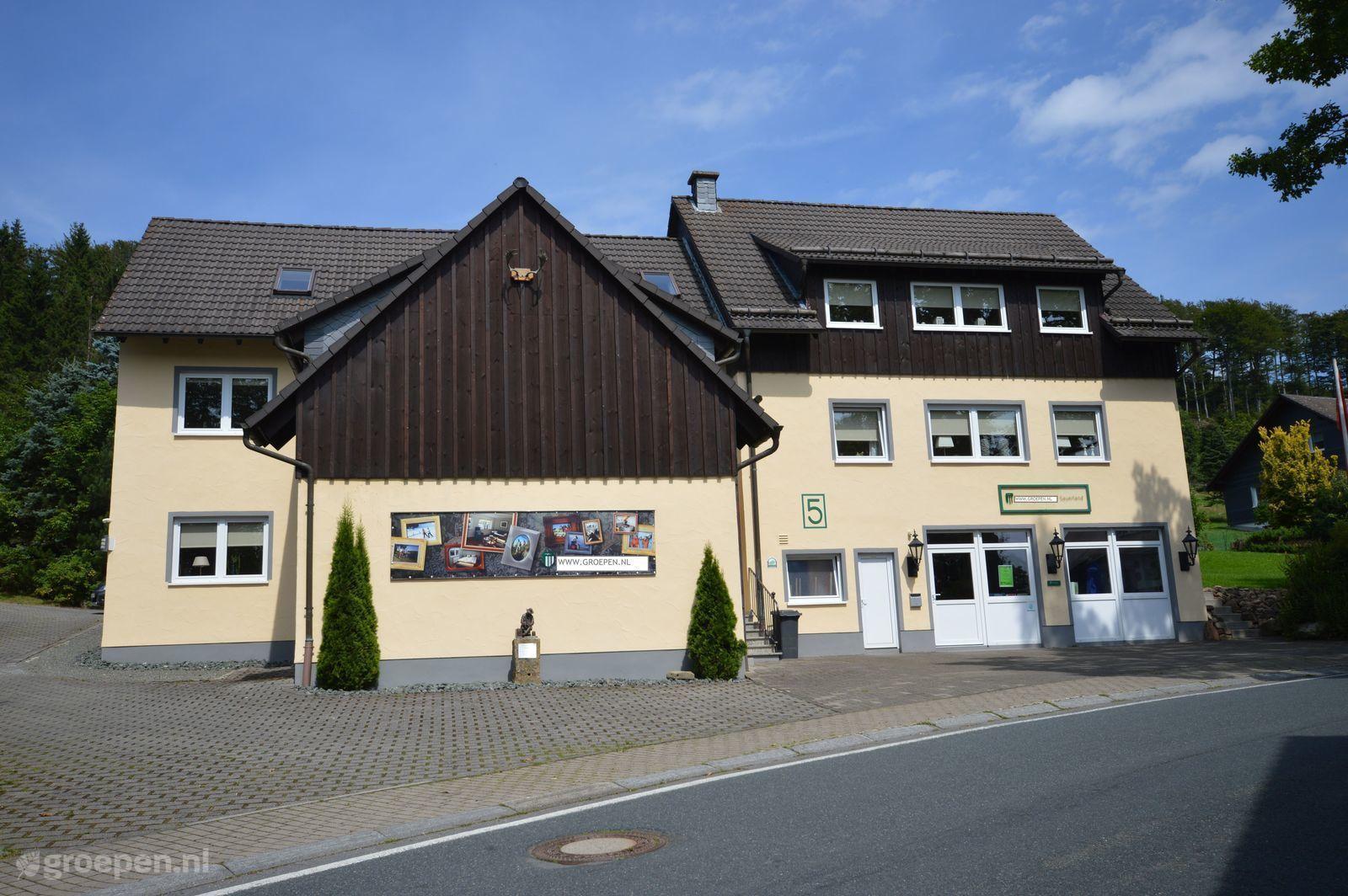 Groepsaccommodatie Winterberg-Mollseifen