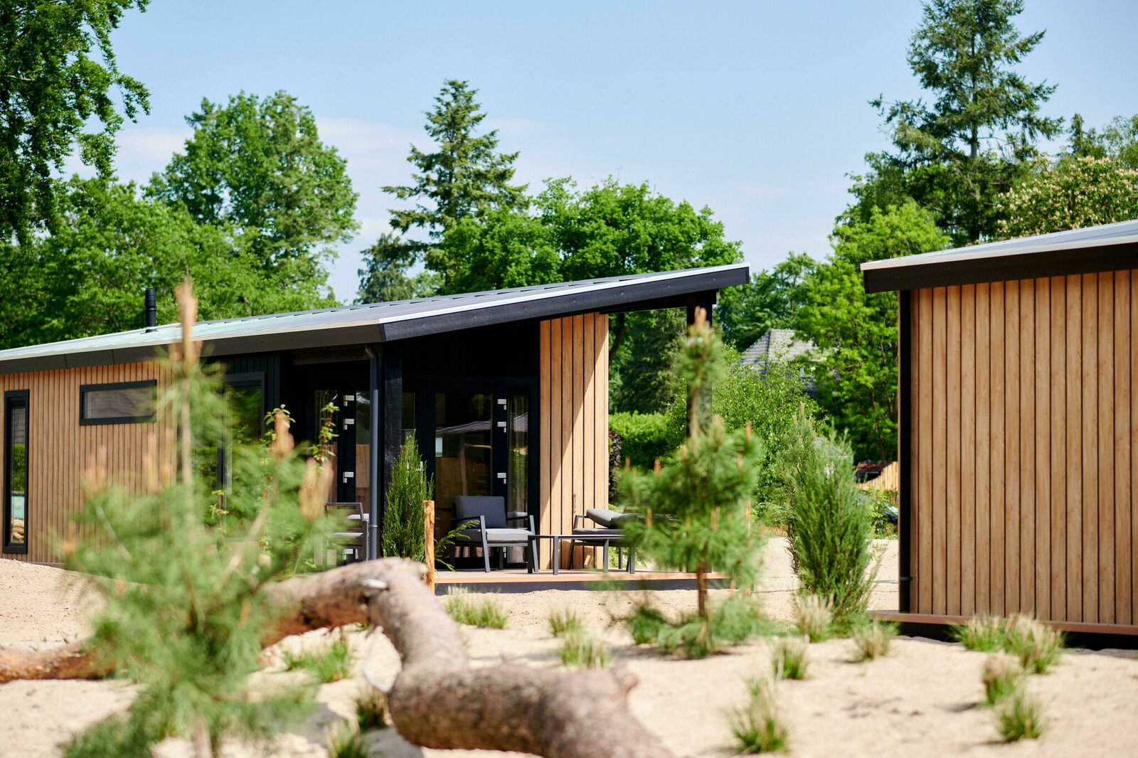 Sand-Lodge | 4 Pers.