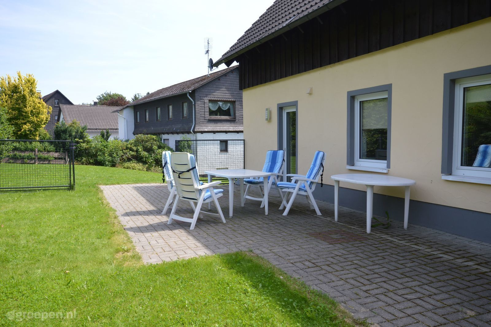 Group accommodation Winterberg-Mollseifen