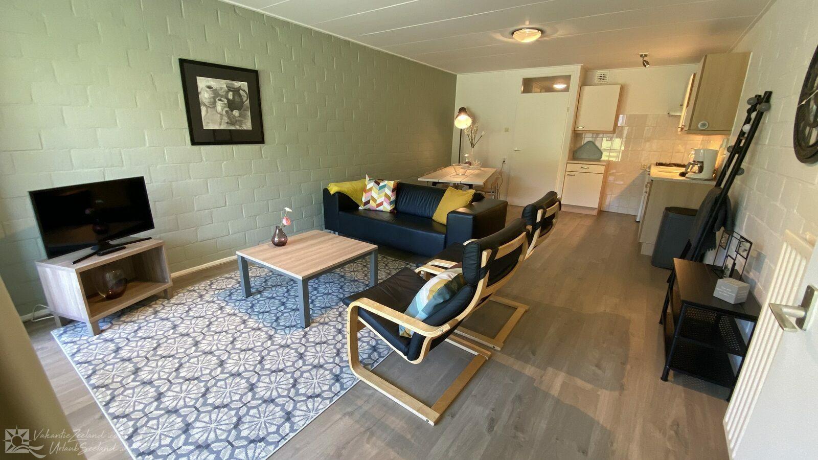 VZ1010  Apartment in Zoutelande