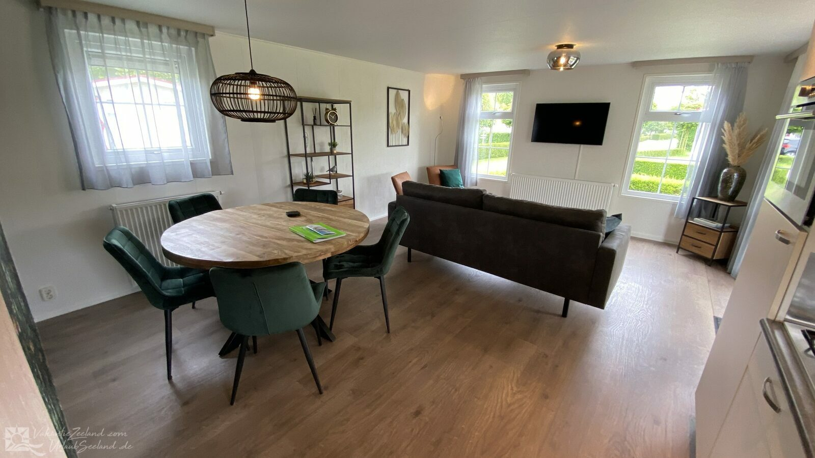 VZ1015 Holiday chalet in Baarland