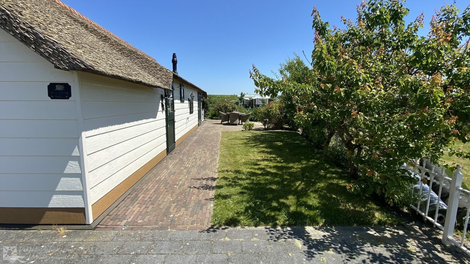 VZ942 Holiday chalet in Sint-Annaland