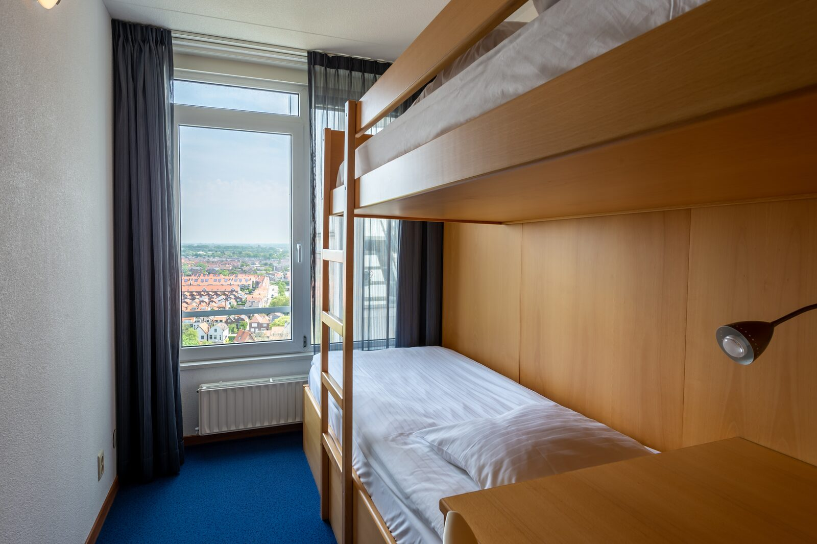 3-kamer hoek appartement met zeezicht