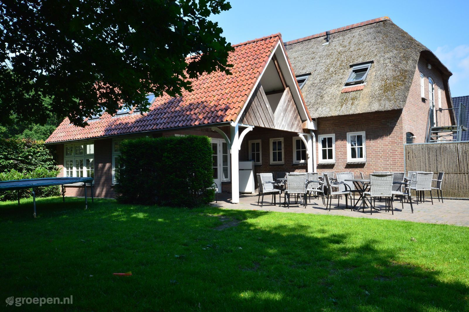 Holiday Farmhouse Ommen