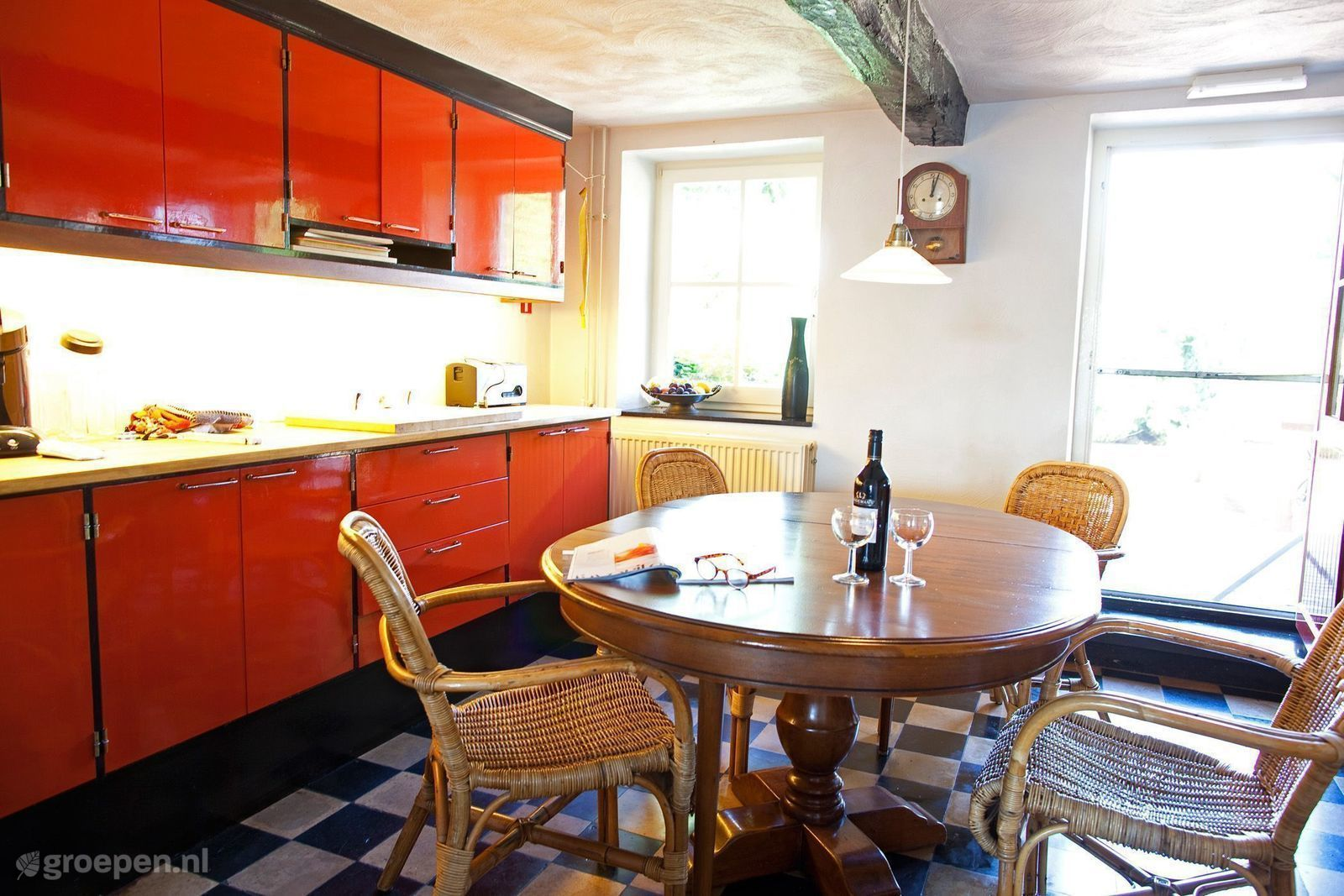 Holiday Farmhouse Remersdaal