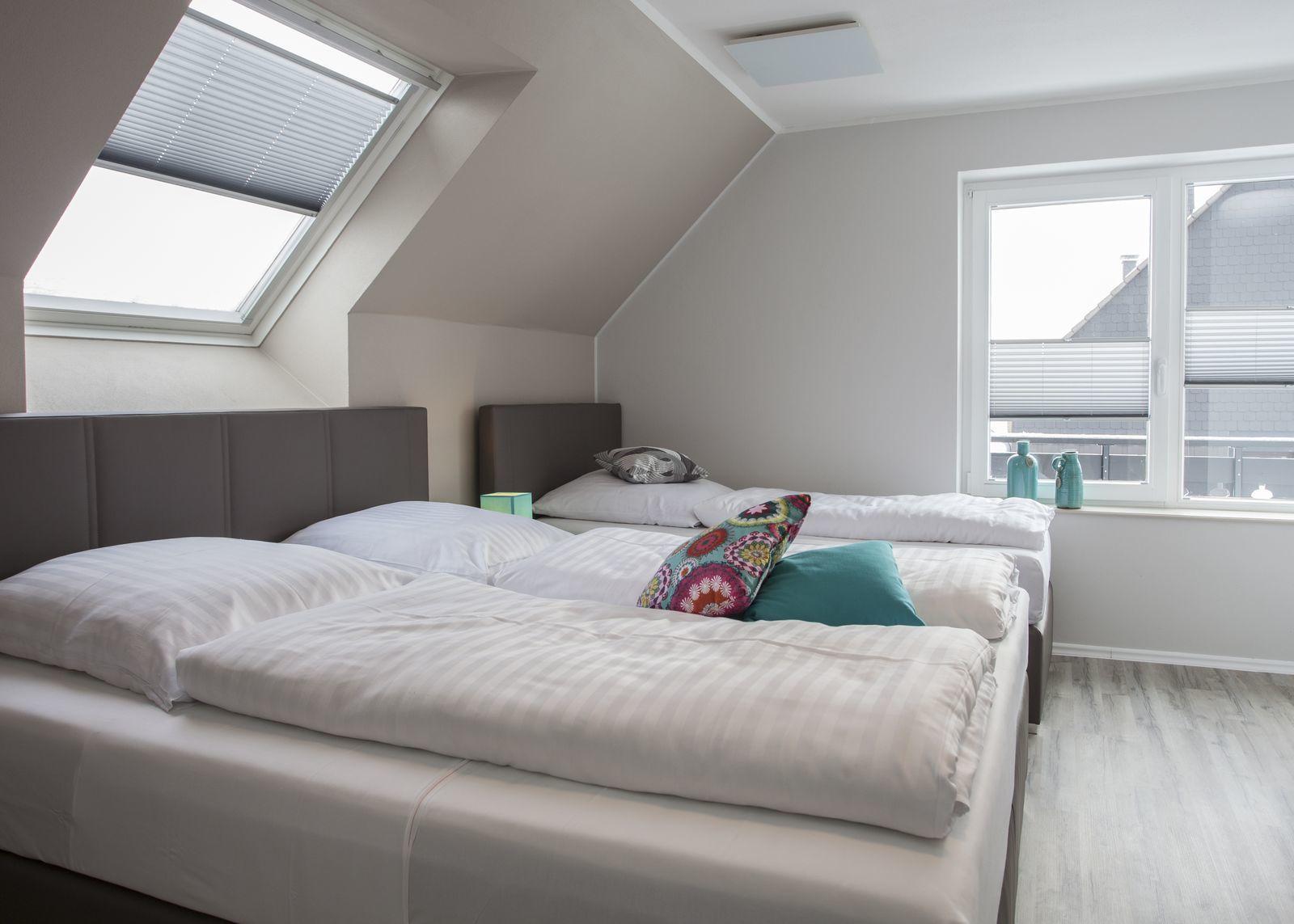 Ferienwohnung - Komfort 5 Personen