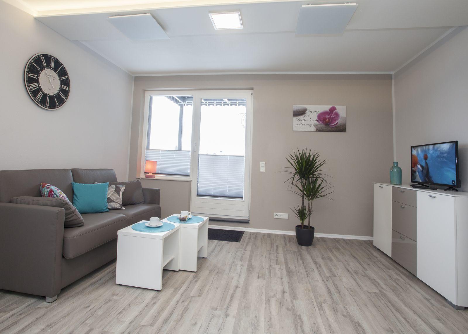 Appartement(en) - Comfort 8 Personen [2 stuks: 1 x 6-Pers. + 1 x 2-Pers.]