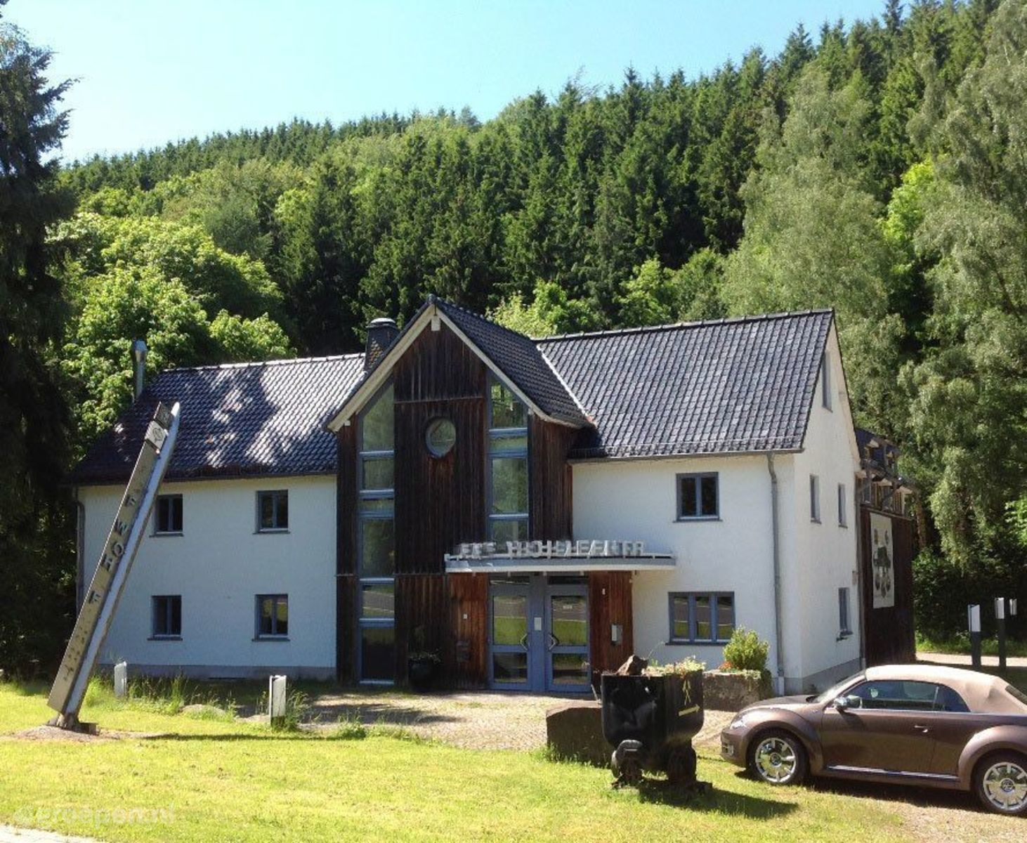 Group accommodation Hellenthal