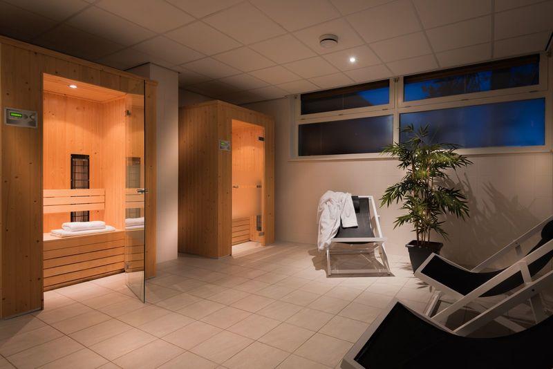 Apartment (4p) at the sea at Schiermonnikoog with wellness at Beachresort Schier (BG4 Type A)