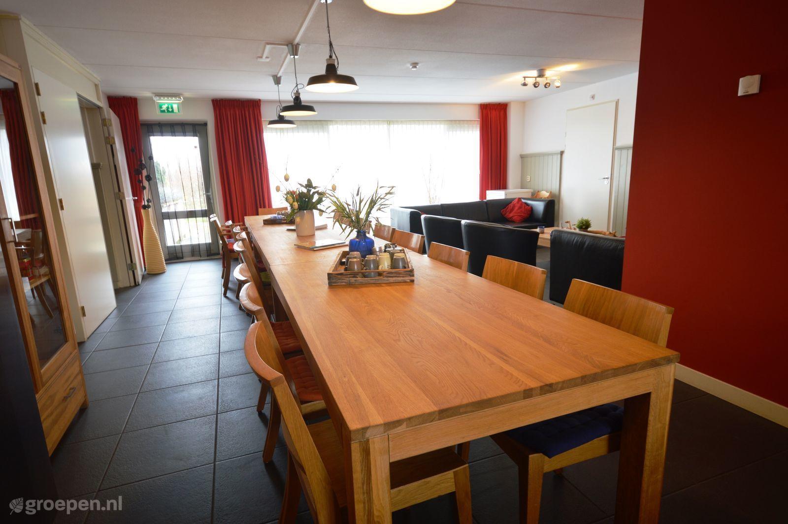 Group accommodation Giethoorn