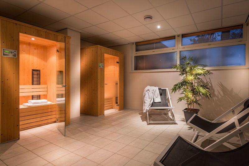 Apartment (6p) at the sea at holidaypark with indoor swimmingpool and sauna. Beachresort Schier (BG6 Type C)