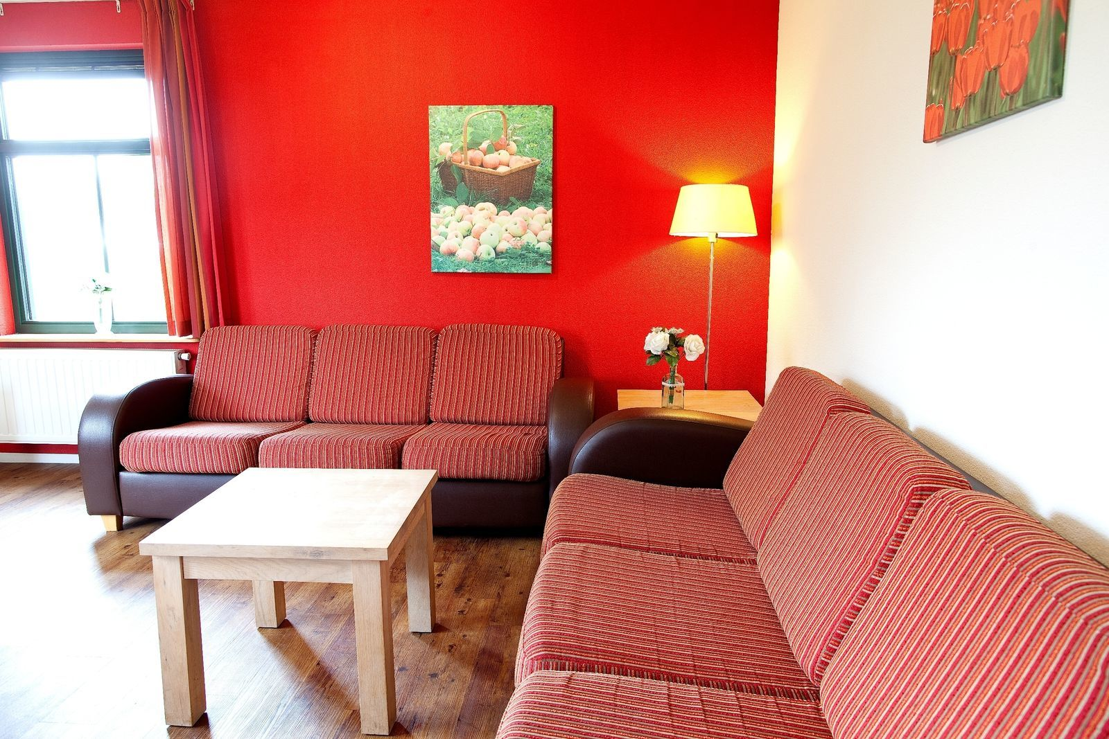 Komfort-Wohnung (8-Pers.)