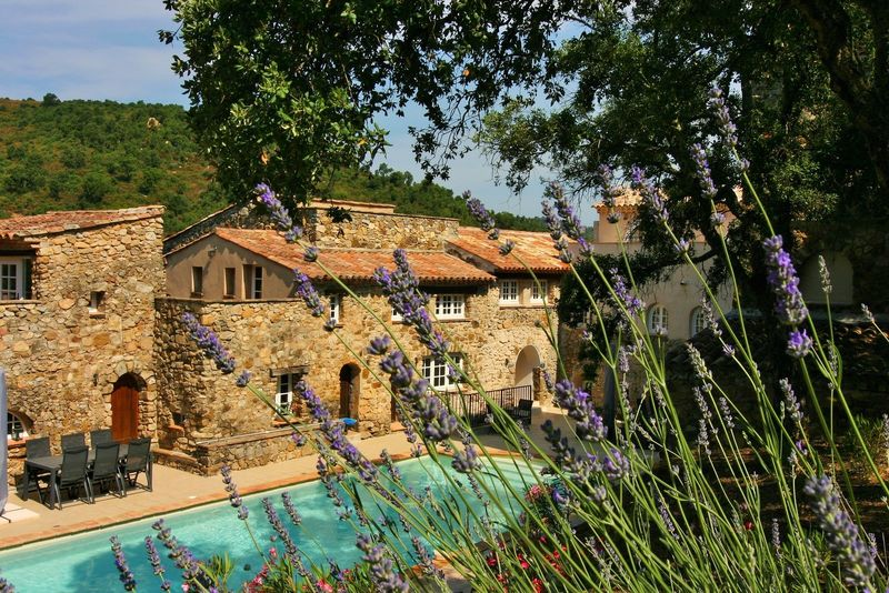 Holiday apartment (4p) with view at the hilly landscape (Hameau les Claudins, Le Vernet Nr3)