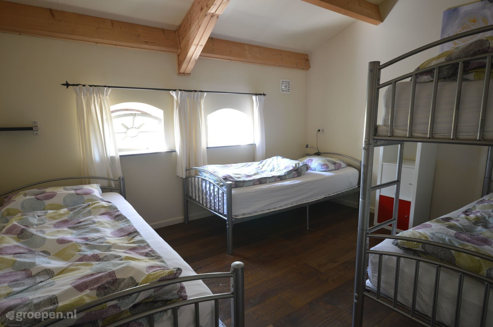 Group accommodation Erp