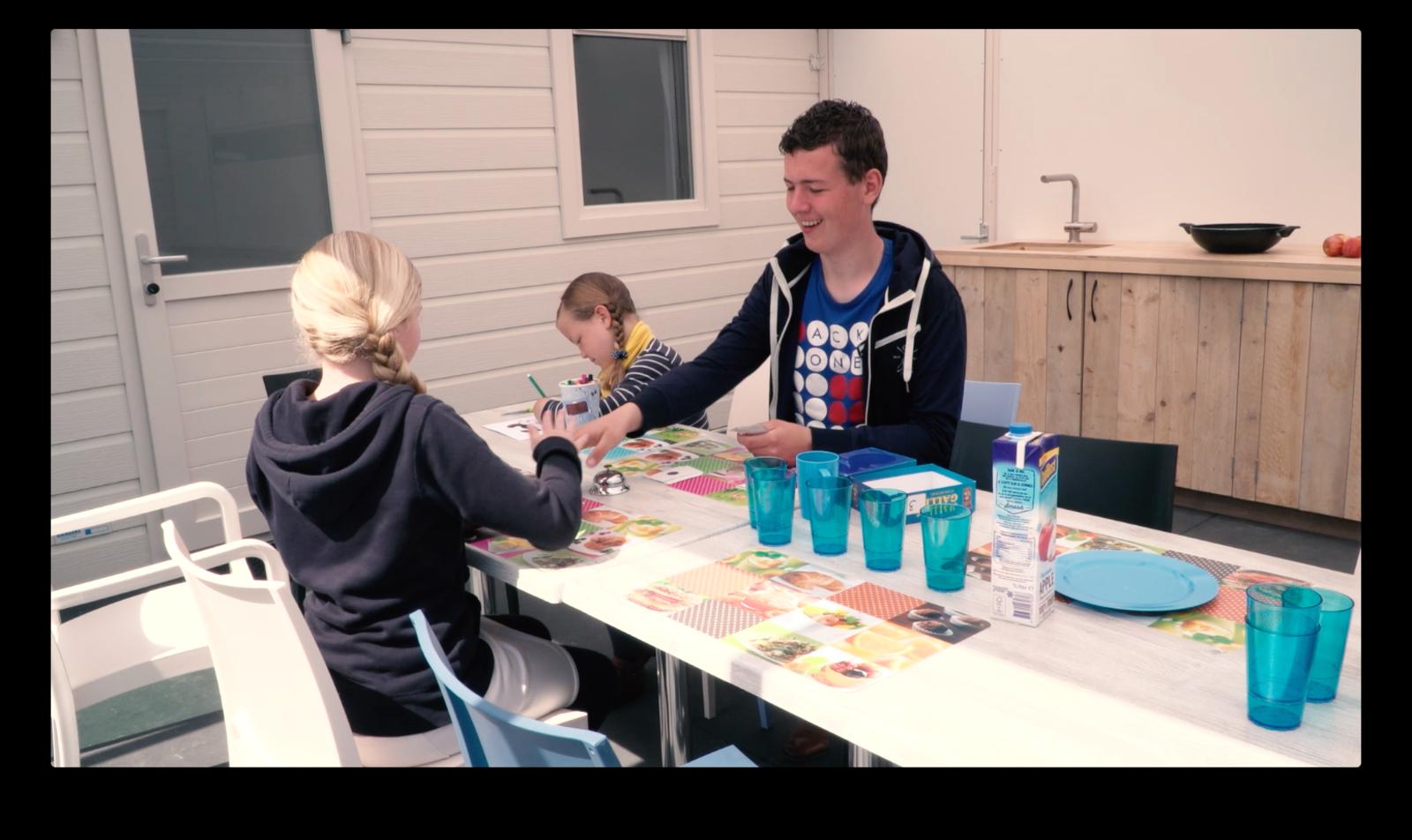 Gruppenunterkunft De Driemaster (20 Personen)