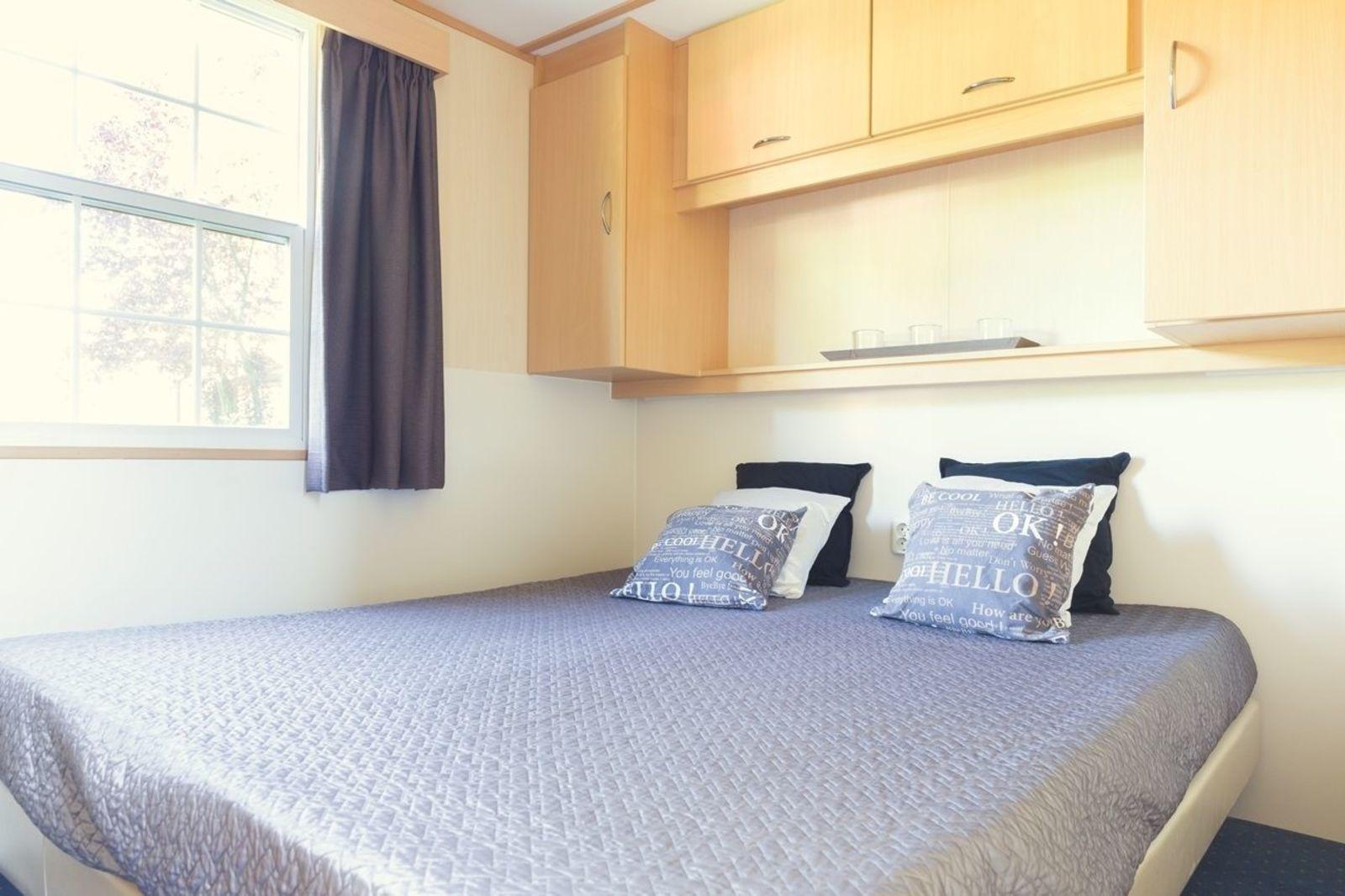 6-Personen-Chalet mit 2 Schlafzimmern