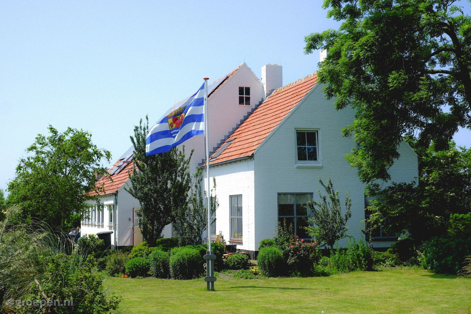 Group accommodation Kerkwerve