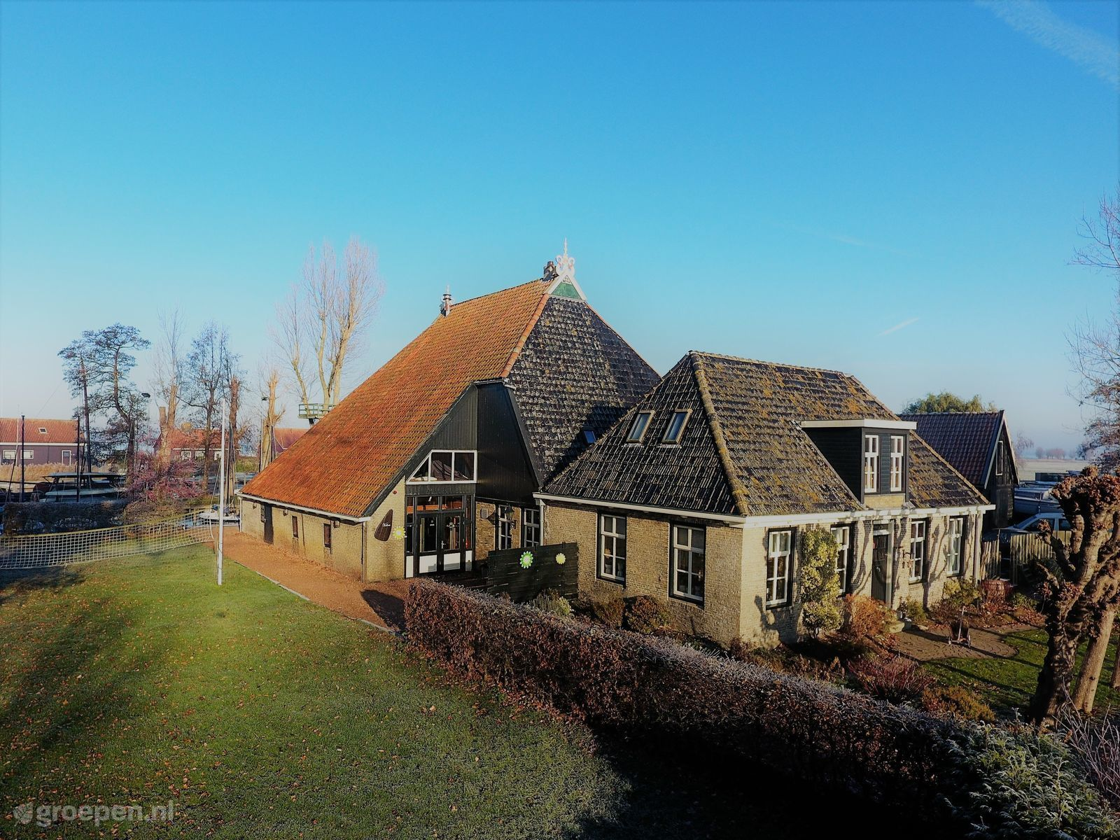 Holiday Farmhouse Elahuizen