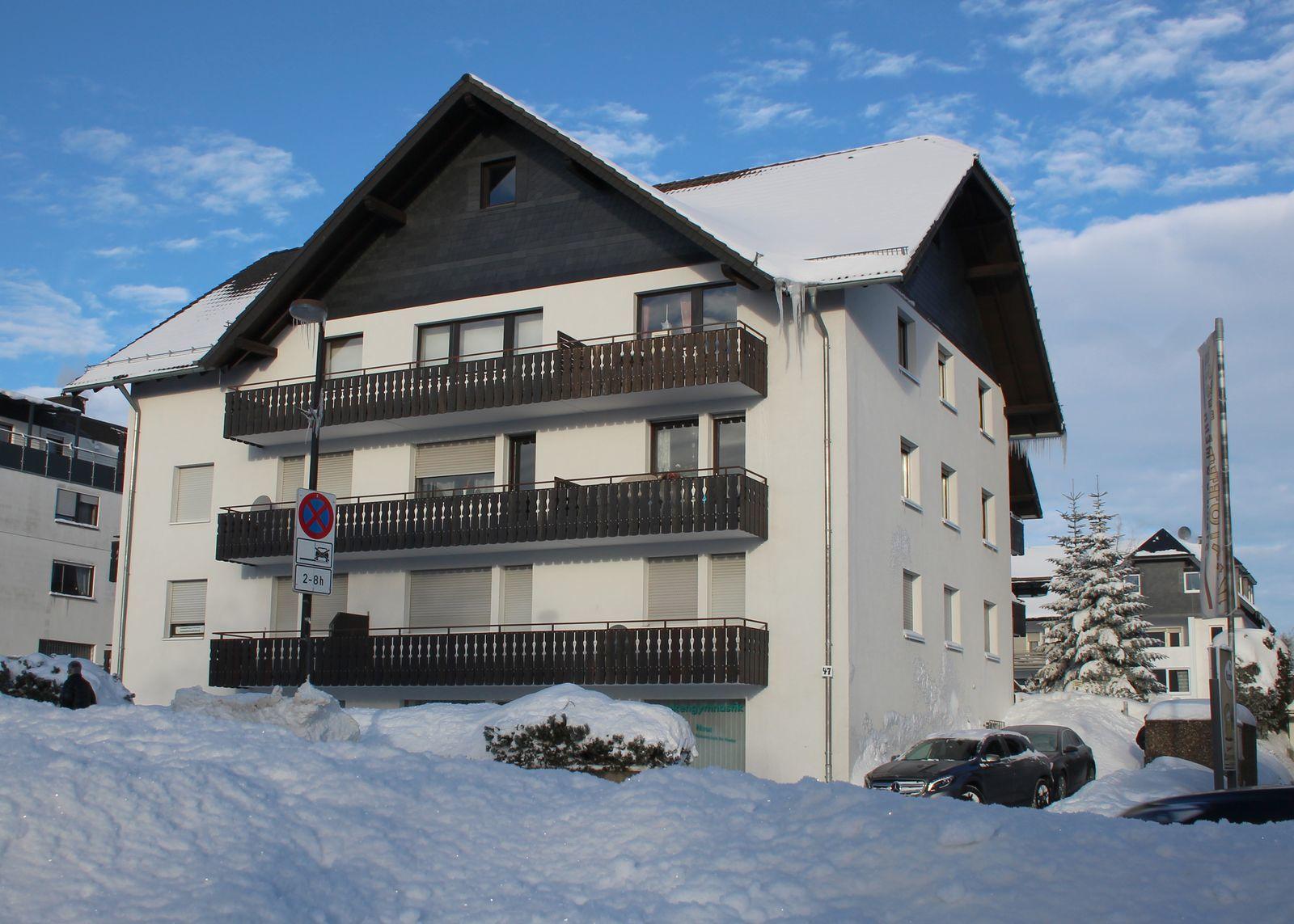 Apartment - Am Waltenberg 47-T