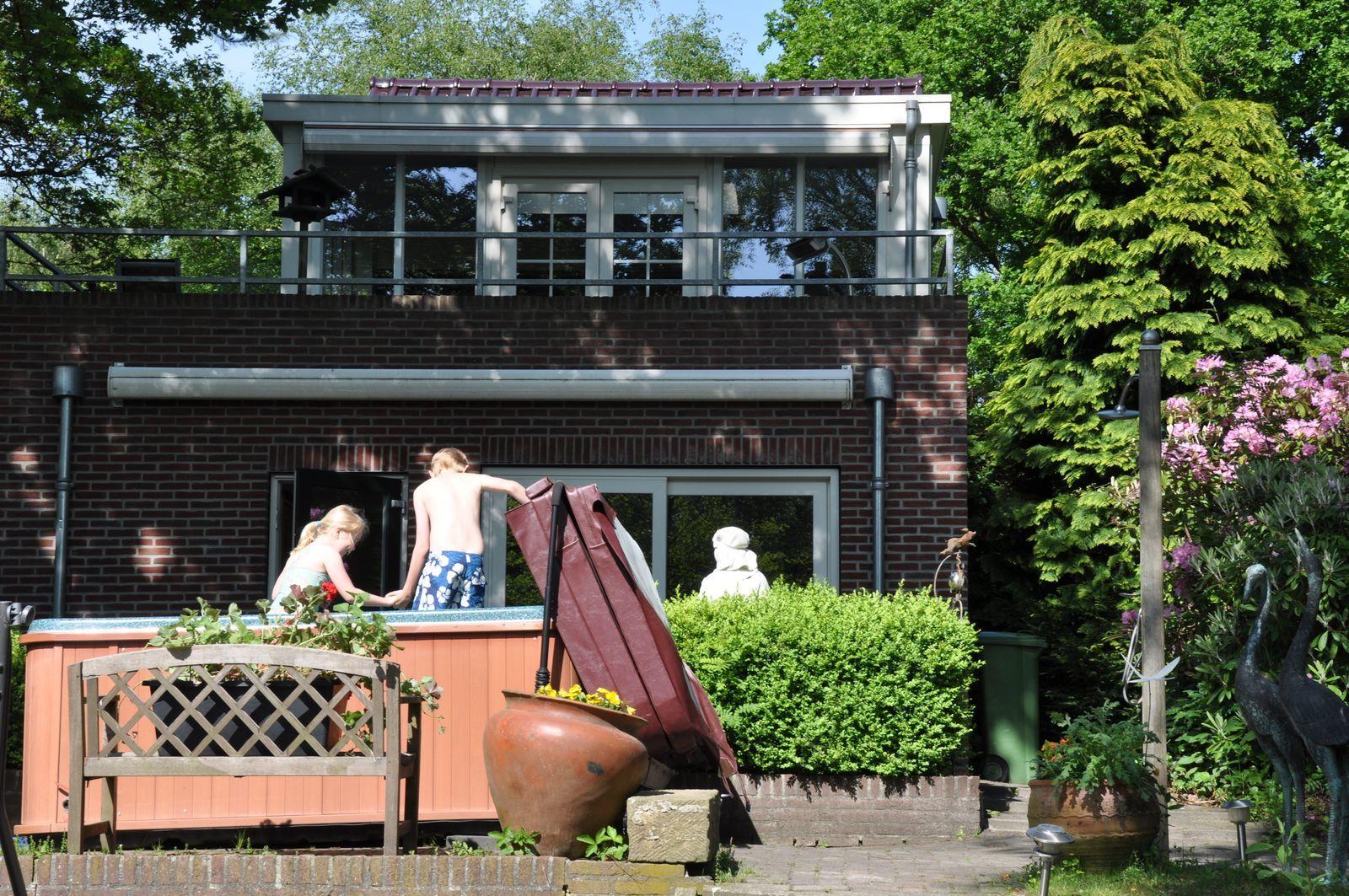 Vakantiehuis villa Vechtdal 2 met sauna en jacuzzi