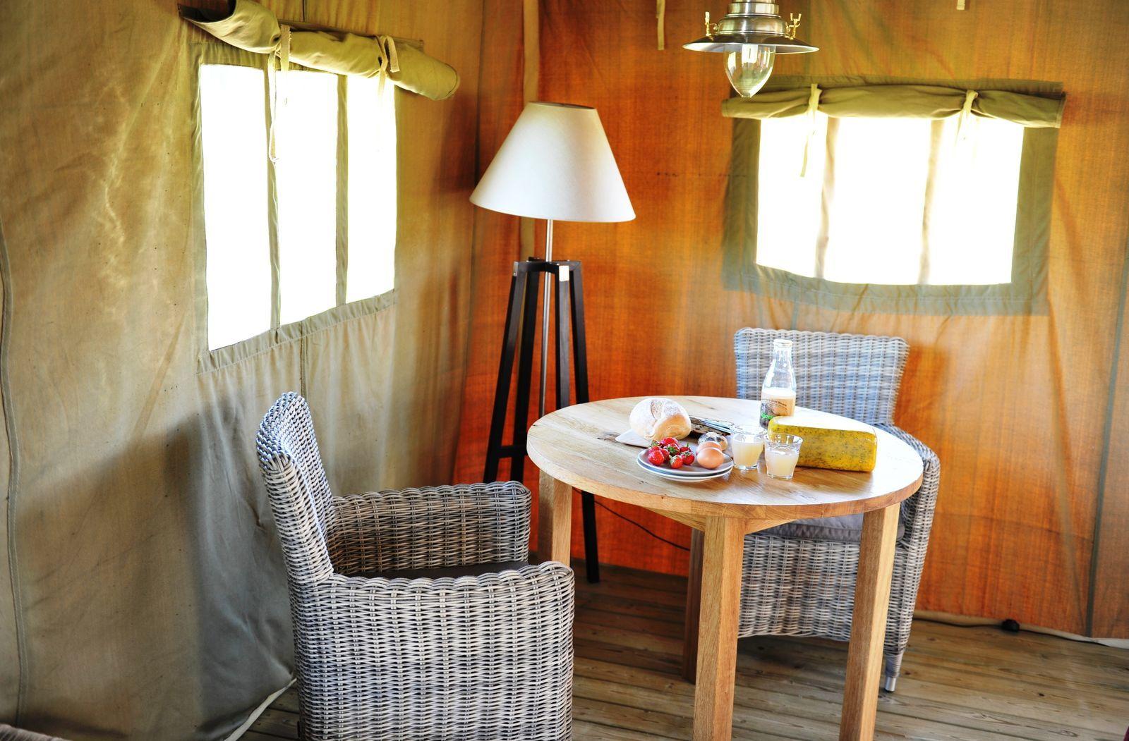 Twentse Buitenleven - Familie lodgetent - luxe kamperen Overijssel