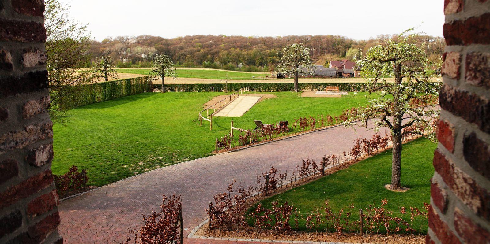 Landgoed St. Geertruid Loft Brederode - luxe vakantiehuis Zuid-Limburg