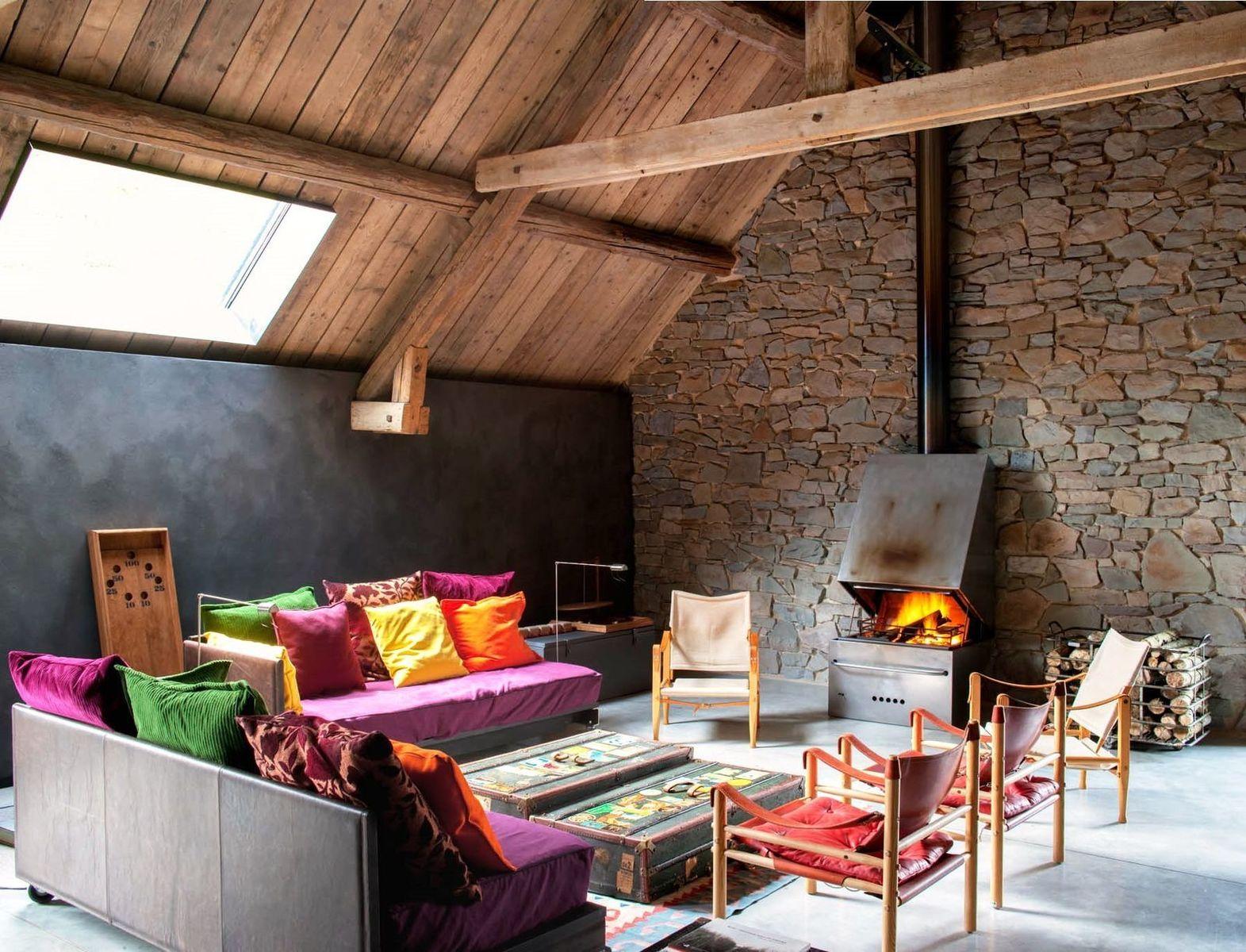 't Station - luxe vakantiehuis Ardennen