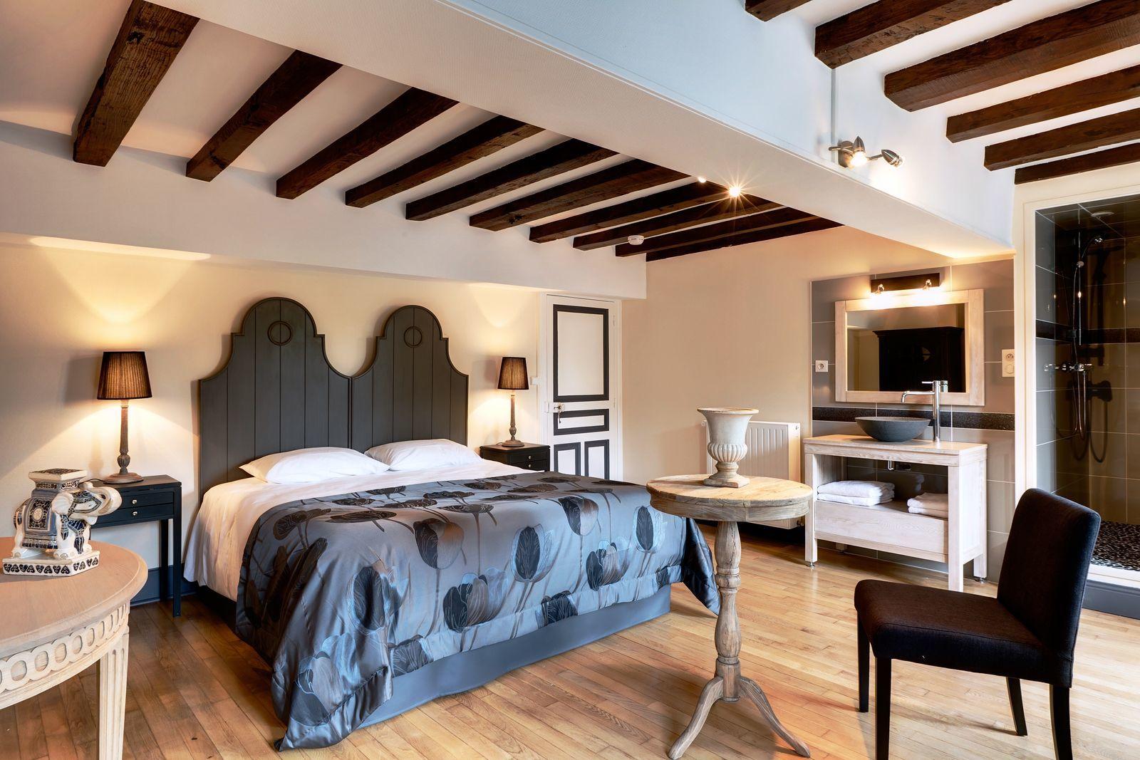 Villa la Grande Dame - luxe vakantievilla in de Bourgogne - Frankrijk
