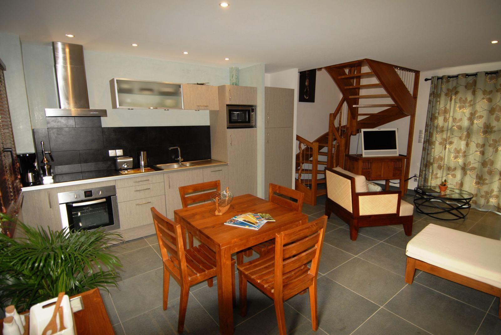 Domaine les Marées - 3. l'Abri de Loutre vakantiehuis nabij strand in Frankrijk
