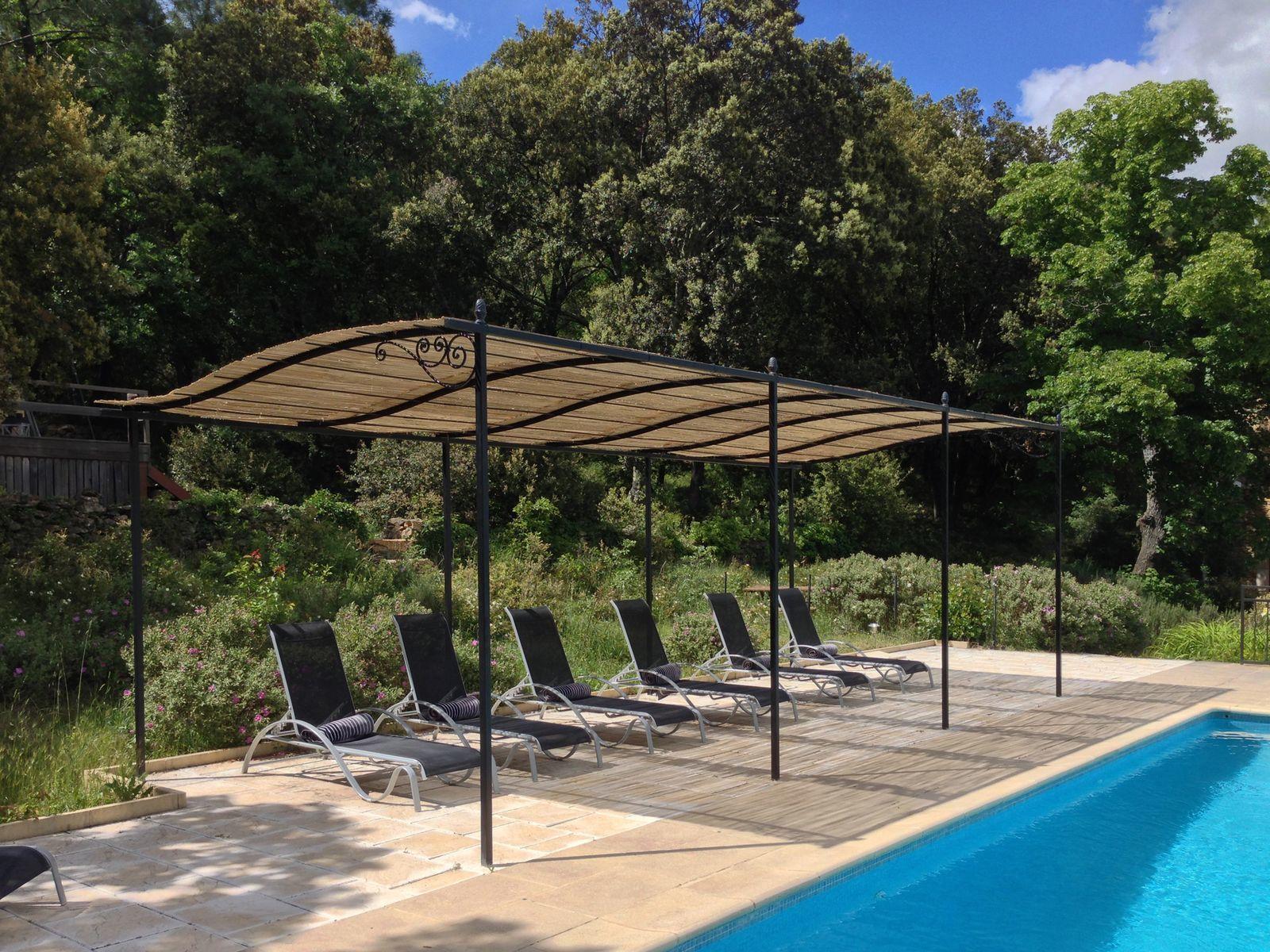 Le Paradis - safaritent Zuid-Frankrijk luxe kamperen