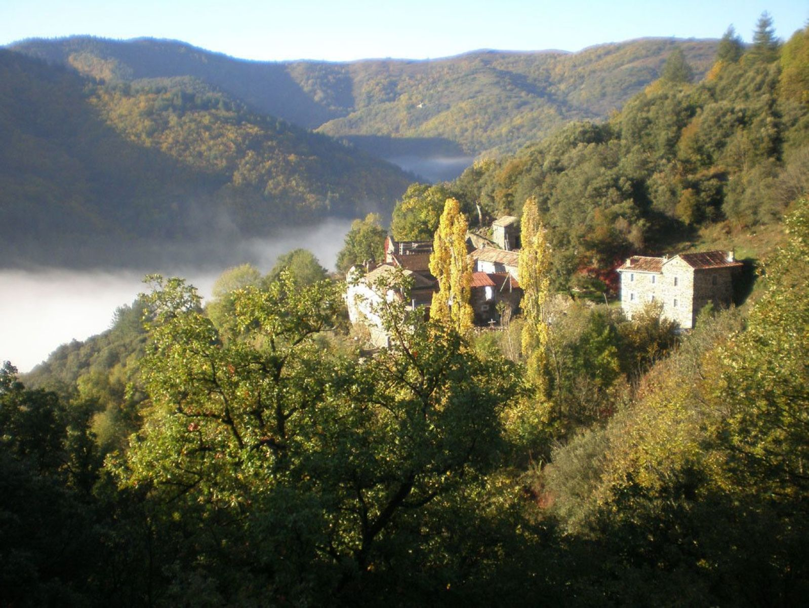 Cevenolse Mas gîte Donzel - vakantie voor natuurliefhebbers