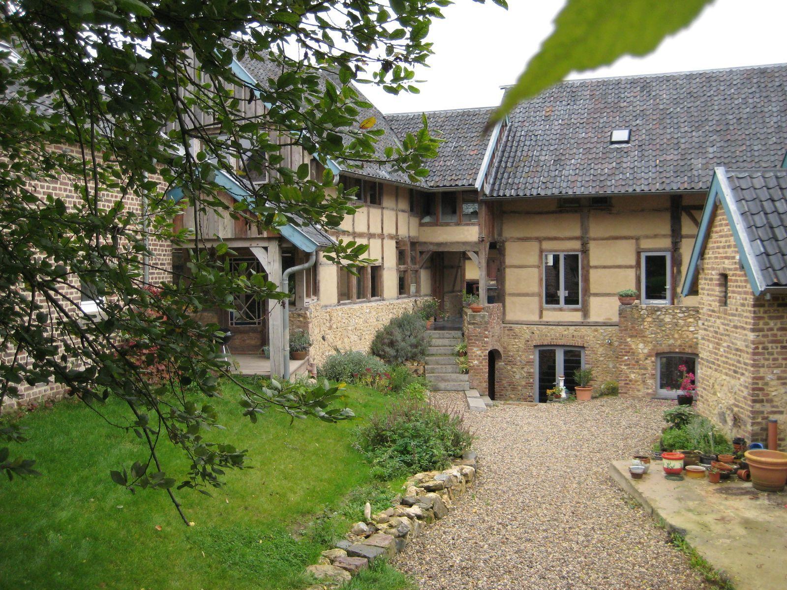 Vakwerkhuis Oude Huis - vakantiehuis bij Maastricht, Aken, Luik
