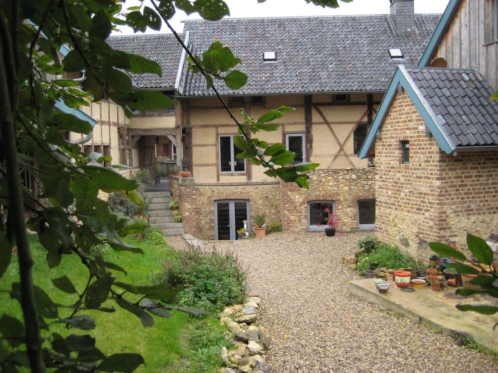 Vakwerkhuis Wentelhuis - op vakantie in België