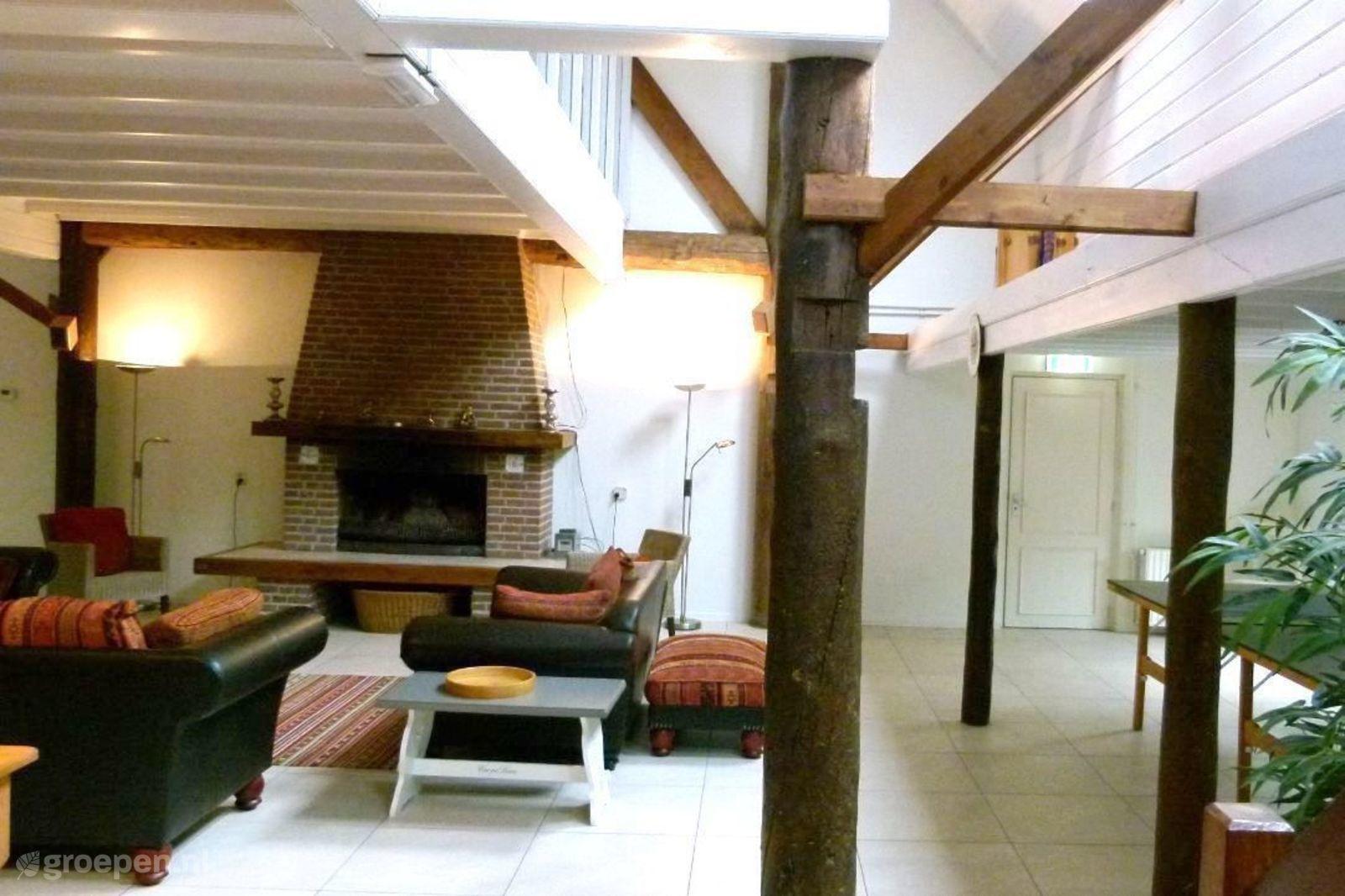 Group accommodation Wapse