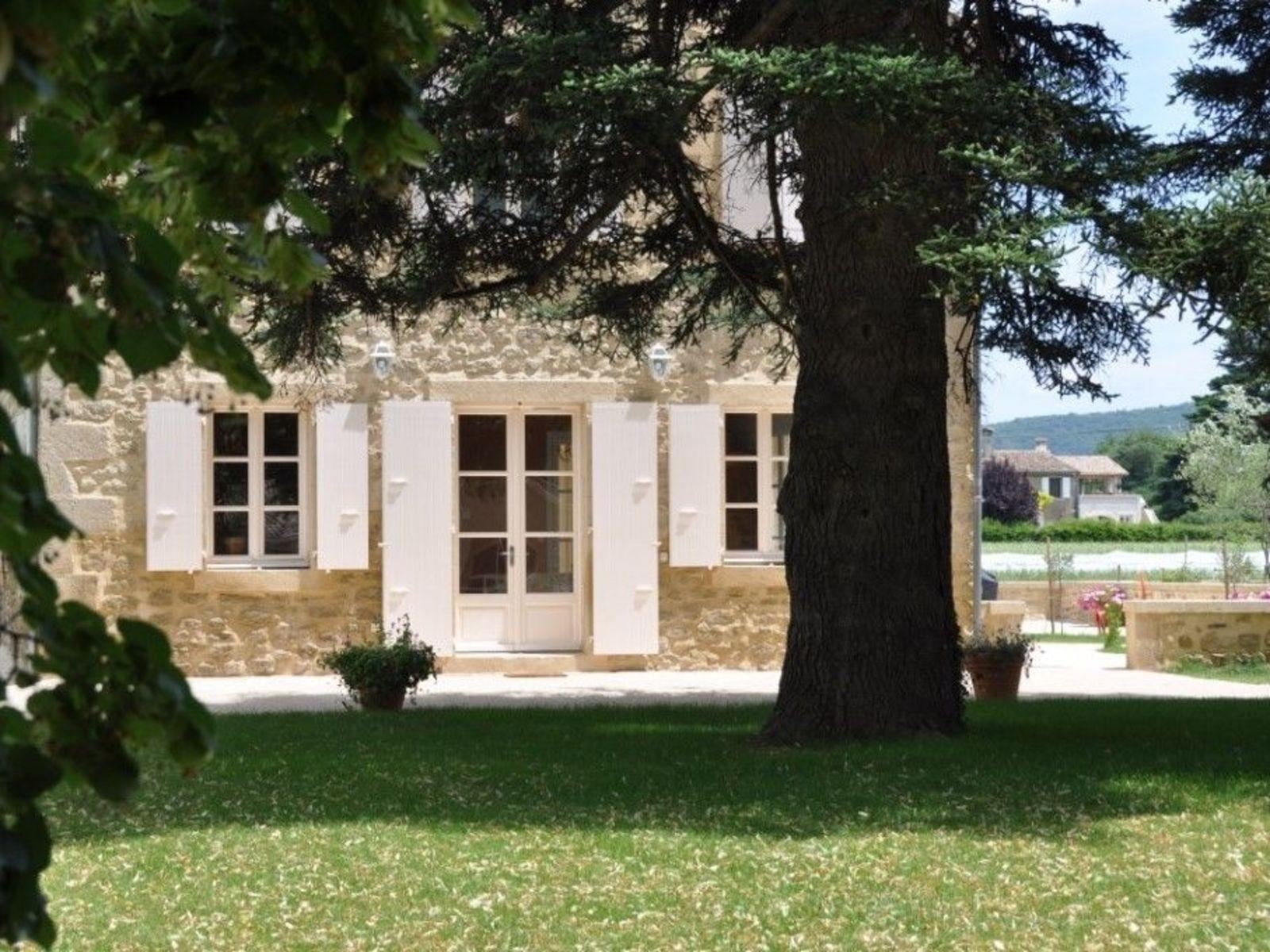 Domaine de Valence - Les Agnelles - Zuid-Frankrijk vakantie