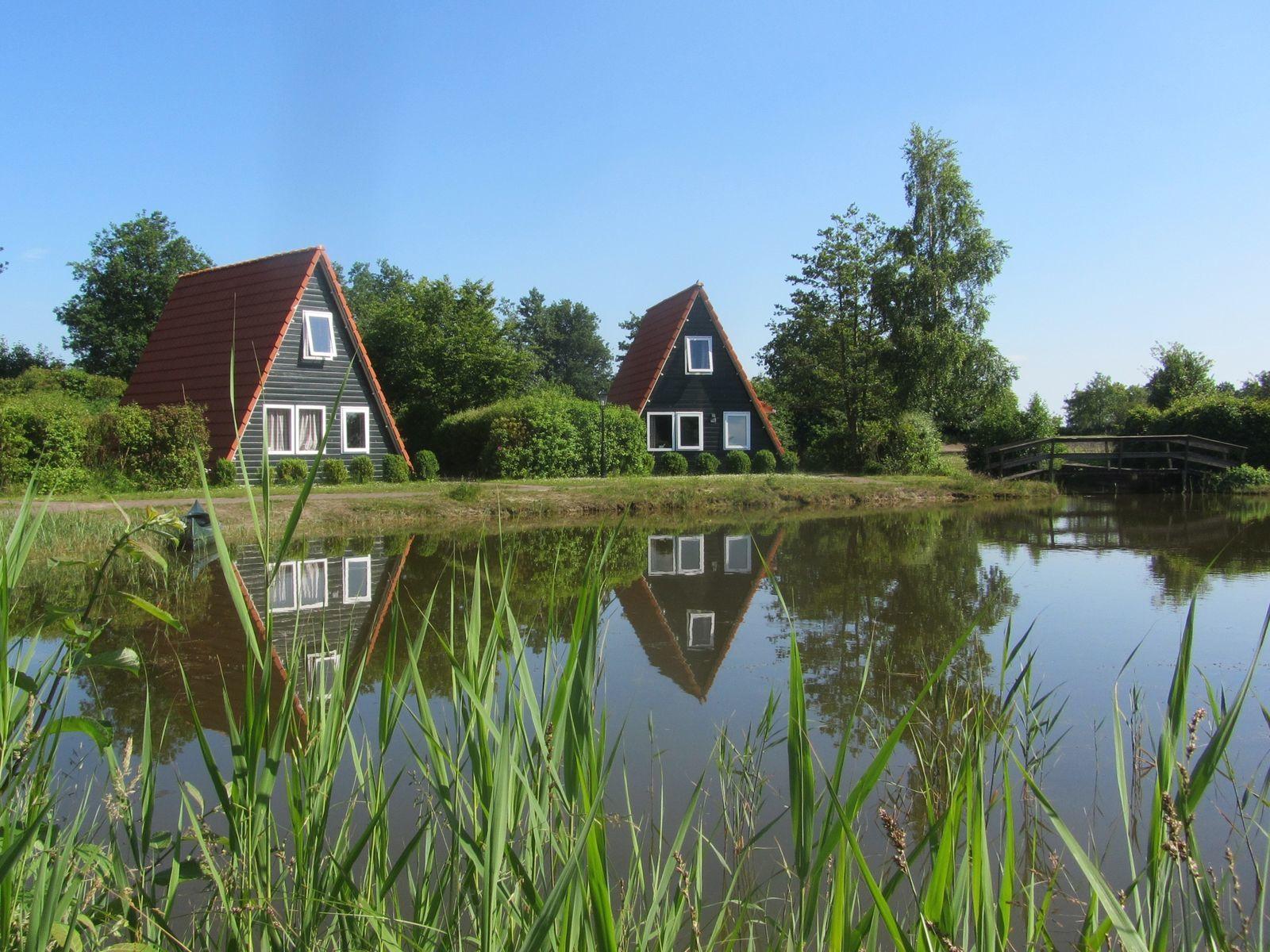 Groepsverblijf Kapschuur + 8 vissershuisjes (48 personen)