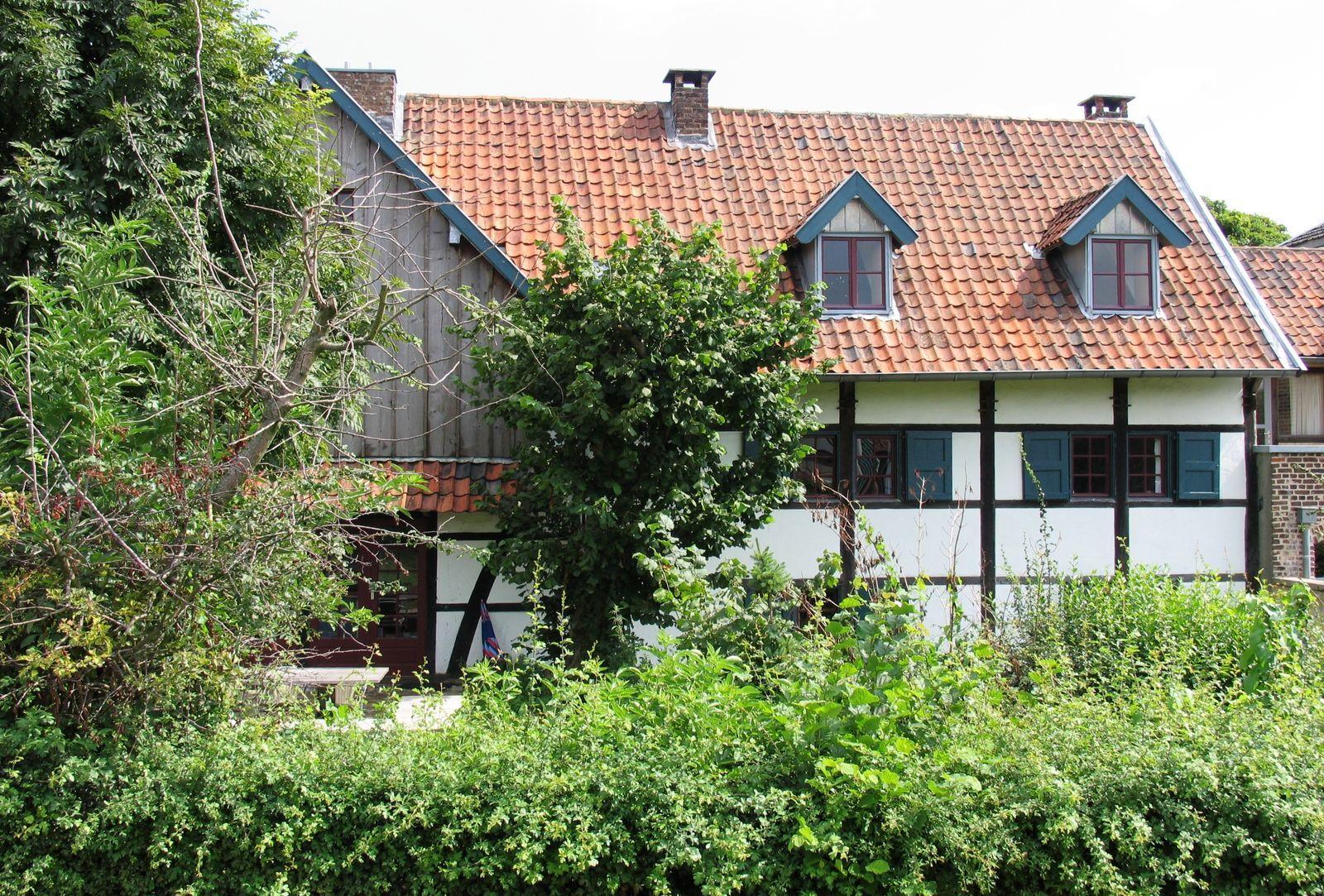 Vakwerkhuis Schuur - weekendje weg in Limburg voor groepen