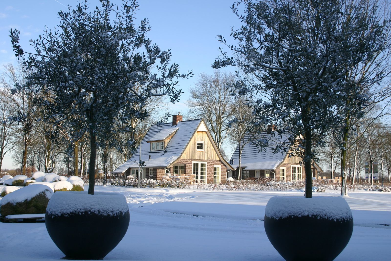 Villa Beukelaer Wellness 5 persons