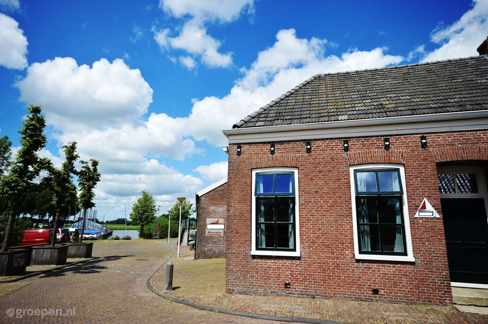 Group accommodation Idskenhuizen