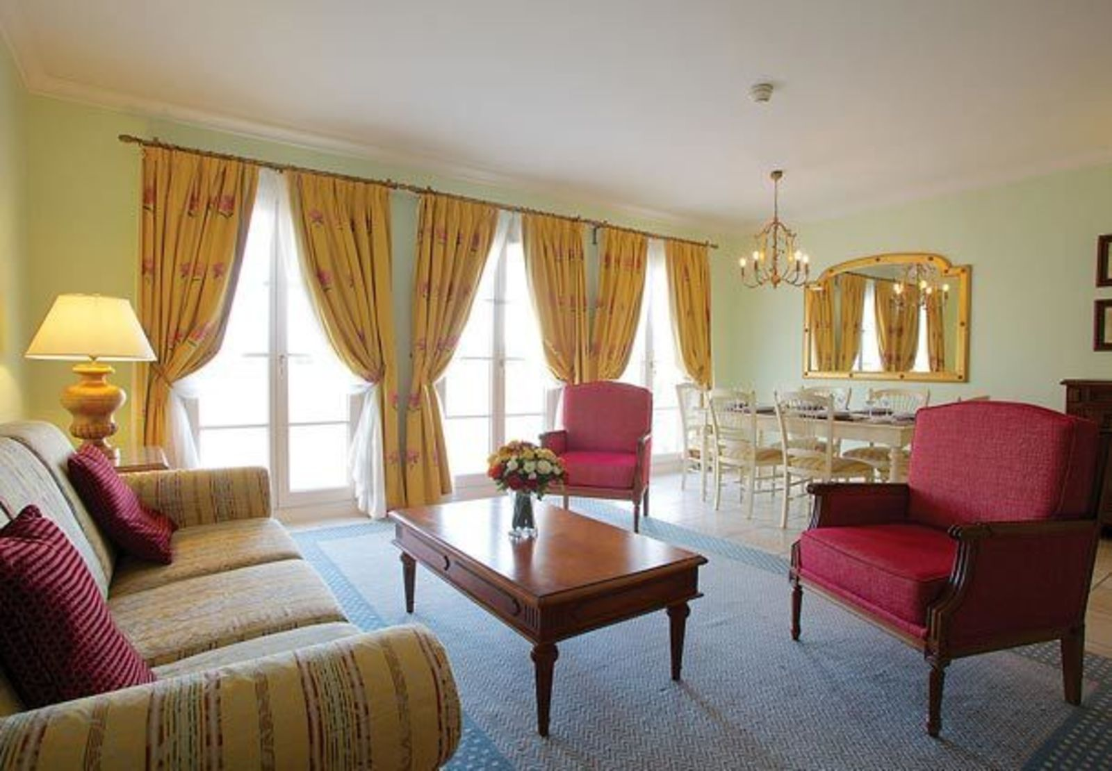 Marriott's Village d'ile-de-France (near Disneyland Paris), 3-Bedroom